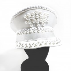 Military hat borlas